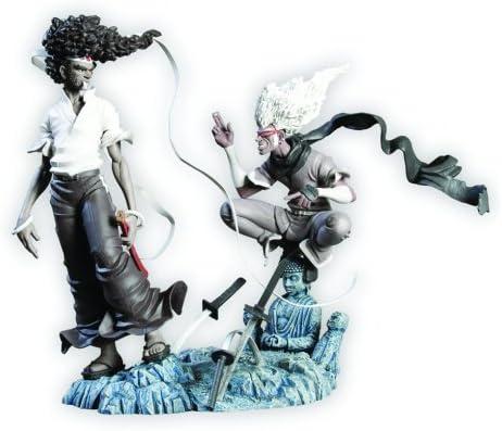 DC Comics Afro Samurai and Ninja Ninja Statue