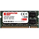 RAM Memory Upgrade for the eMachines W Series W2925 PC2700 1GB DDR-333