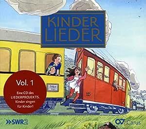 Kinderlieder, Vol. 1: Canciones Alemanas Para Niños / Varios