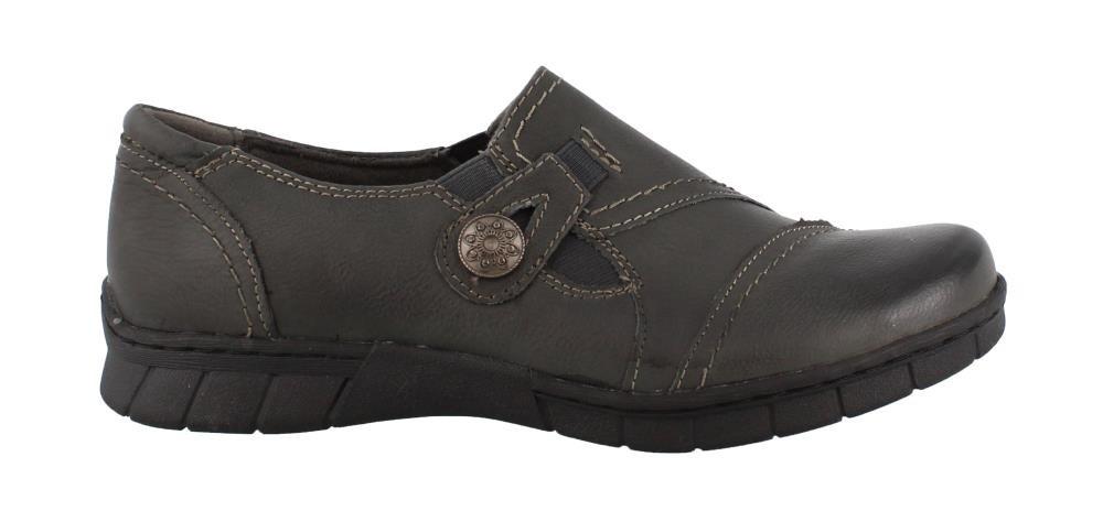 Earth Origins Women's, Norah Slip on Shoes Gray 11 M