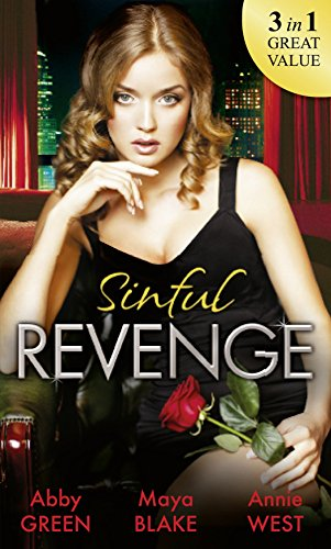 book cover of Sinful Revenge