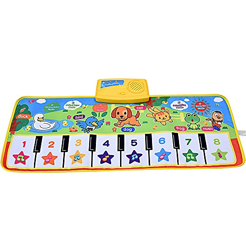 Children Interactive Animal Music Cloth Mat Toys - Musical Mat
