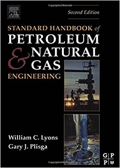 """""""""""NEW"""""""" Standard Handbook Of Petroleum And Natural Gas Engineering, Second Edition. sobre there green starting Claro Equipo Toppan through"""