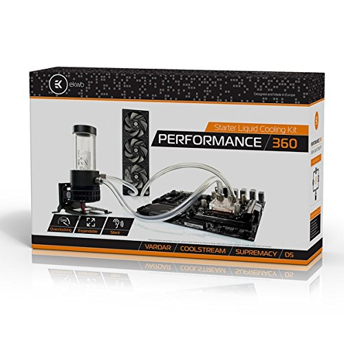 EKWB EK-KIT Performance Series PC Watercooling Kit P360
