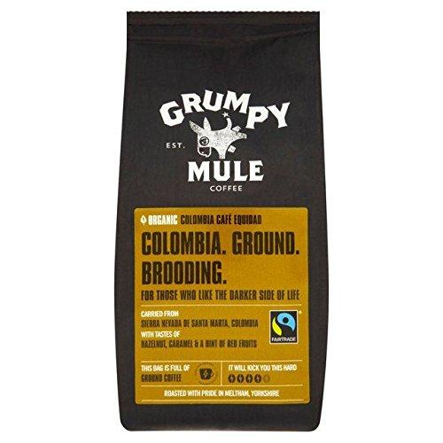 Grumpy Mule Organic Colombia Ground - 227g