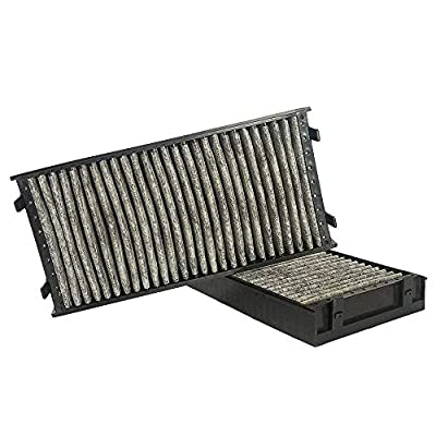 OxoxO Cabin Air Filter Set Replacement 64316945586 64119248294 64119248295 for BMW X5 E70 X6 E71 2008 2009 2010 2011 2012 2013 2014: Home & Kitchen