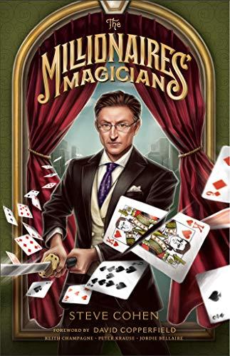 The Millionaires Magician - graphic novel