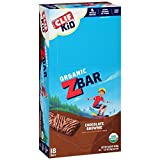 #3: CLIF KID ZBAR - Organic Energy Bar - Chocolate Brownie - (1.27 Ounce Snack Bar, 18 Count)