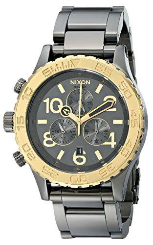 Nixon Men's A0371228 42-20 Chrono - Nixon Sunglasses