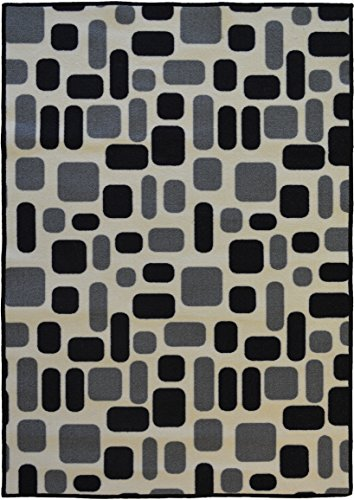 Collection Contemporary Rectangular Rubber Backed Non Slip product image