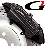 G2 Black Brake Caliper Paint High Heat/Temperature Epoxy Style Kit/System MADE IN USA