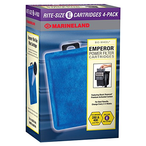 4-Pack Rite-Size E Marineland Penguin Cartridge Refills Size Of An Emperor Penguin