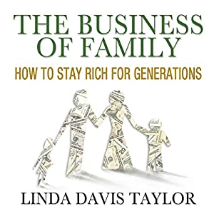 The Business of Family Audiobook