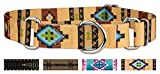 Country Brook Design Native Arizona Martingale Dog Collar - Medium