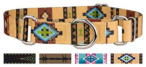 Country Brook Design Native Arizona Martingale Dog Collar - Medium
