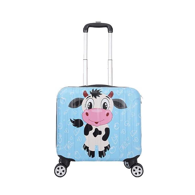 YUNY Maleta para niños, equipaje de mano para niños de 18 ...