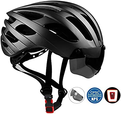 Amazon Com Basecamp Bike Helmet Bicycle Helmet With Cpsc