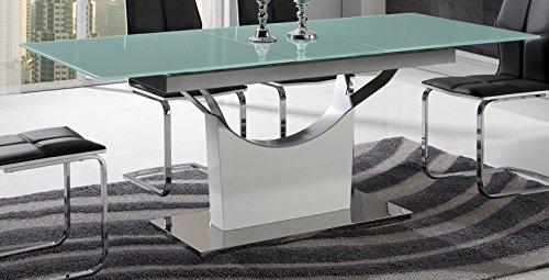 Furniture Usa Bedroom - Global Furniture Dining Table, Wenge Oak