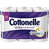 Cottonelle Ultra ComfortCare Big Roll Toilet Paper,...