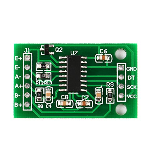 Gps Receiver Differential (Merssavo Hx711 Sensor Conversion Module Pressure 24Bit for Arduino Microcontroller)
