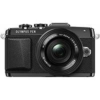 OLYMPUS PEN E-PL7 16.1MP Camera w/14-42mm Lens Refurb Deals
