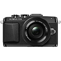Olympus E-PL7 16MP Mirrorless Digital Camera with 3-Inch LCD with 14-42mm EZ Lens (Black) Basic Facts Review Image