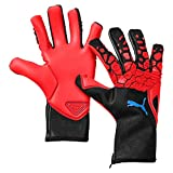 PUMA Future Grip 19.1 Goalkeeper Gloves Size 9 RED/Black/White
