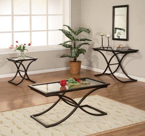 SEI Vogue End Table