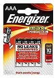 Photo : Energizer Max alkaline AAA/LR03 4-blister [EN-E300124200]