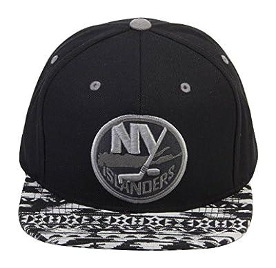 Mitchell & Ness New York Islanders Mesa Two-Tone Snapback (70% Acrylic, 15% Wool, 15% Cotton)