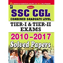 Kiran's SSC CGL Tier I & Tier II Exam 2010-2017 Solved Papers - 1891