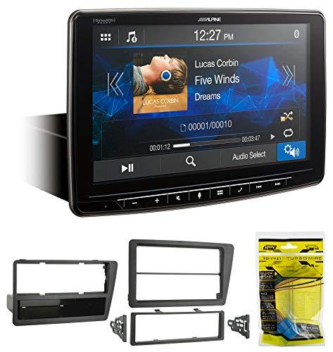- Alpine Digital Media Bluetooth Receiver w/CarPlay for 2002-2005 Honda Civic Si
