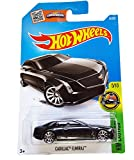 Hot Wheels 2016 HW Exotics Cadillac Elmiraj 75/250, Black