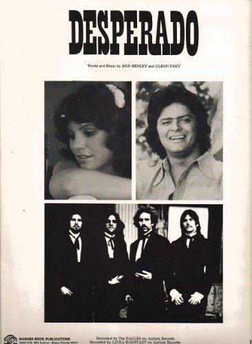 Desperado (As Sung By Eagles, Linda Ronstadt, Johnny Roriguez)