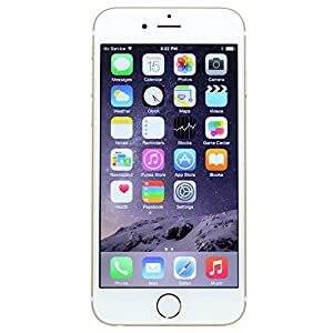 Apple iPhone 6 a1586 16GB Gold CDMA/GSM Unlocked (Certified Refurbished)