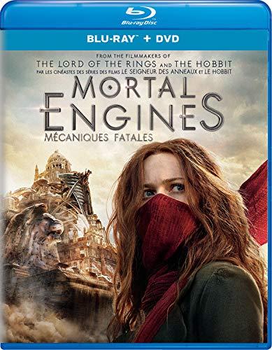 Mortal Engines [Blu-ray + DVD ] (Bilingual)