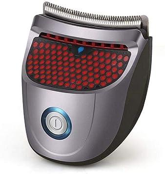 Advanced Ceramic - Máquina de Cortar Pelo Profesional Cortapelos Cortadora de cabello portátil eléctrica Mini cortadora de cabello profesional afeitadora de barba: Amazon.es: Salud y cuidado personal