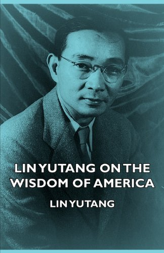 an analysis of lin yutangs novel the importance of living Book of change,the welty collection a guide to comparative analysis moral traditions,jesus as mother the importance of living lin yutang on amazoncom free.