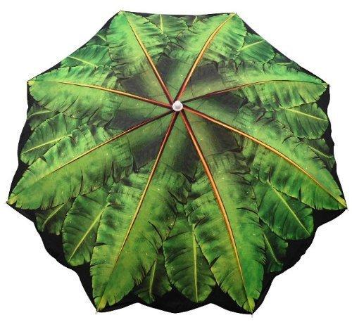 6.5′ Banana Leaf Beach Umbrella Review