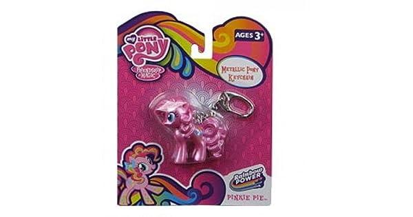 Amazon.com: My Little Pony Pinkie Pie llavero: Automotive