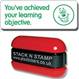 "Primary Teaching Services ""You've Achieved your Learning Objective"" School Marking Stamper"