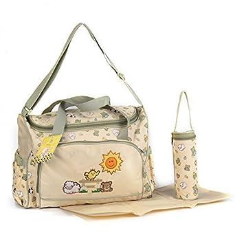 3 tlg Baby Wickeltasche Pflegetasche Windeltasche Babytasche Reise Farbauswahl