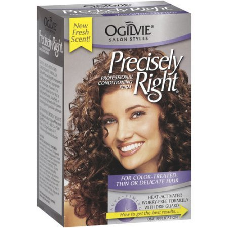 Ogilvie Salon Styles Precisely Right Professional Conditioning Perm WLM