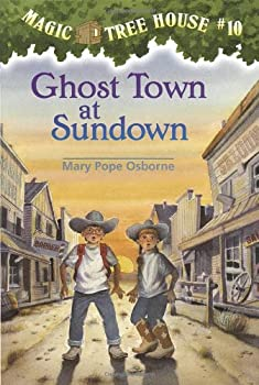 Ghost Town At Sundown 0679983392 Book Cover