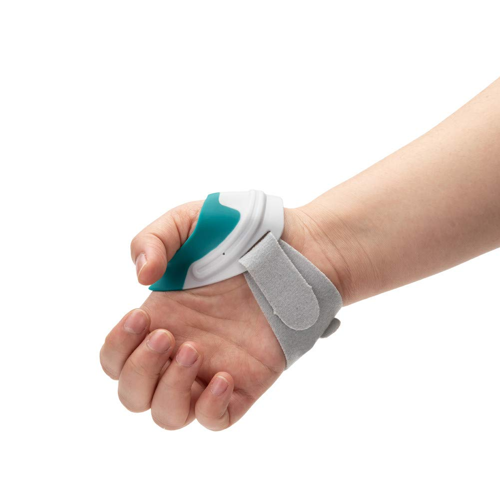 CMC Guider Medical Ortho Thumb Brace for Thumb Arthritis Pain Relief,Size Small-16-19cm (Right Hand) by Moscare