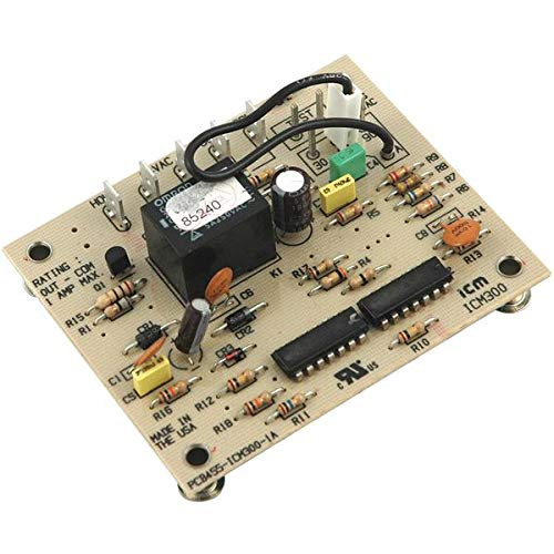 Replaces: ICP 1069364 OEM Replacmt ICM304C Defrost Control Board 30//60//90 Mins