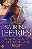 Front cover for the book How to Woo a Reluctant Lady by Sabrina Jeffries