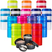 BlenderBottle Storage Jars