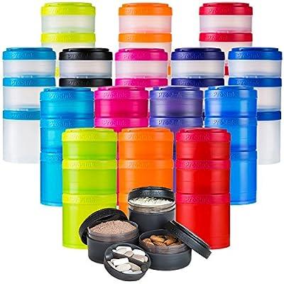 BlenderBottle Storage Jars