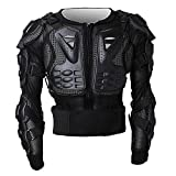WOLFBIKE Sport Jacket Motorcycle Racing Body Protective Armor Protection Coverage